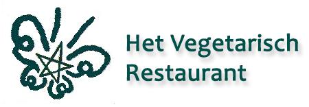 Het vegetarisch restaurant